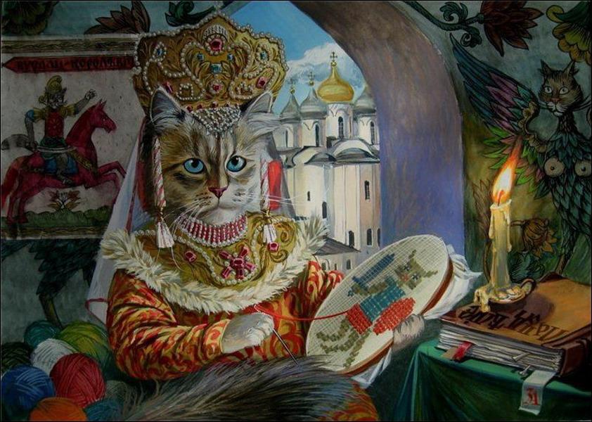 Эпические коты 2