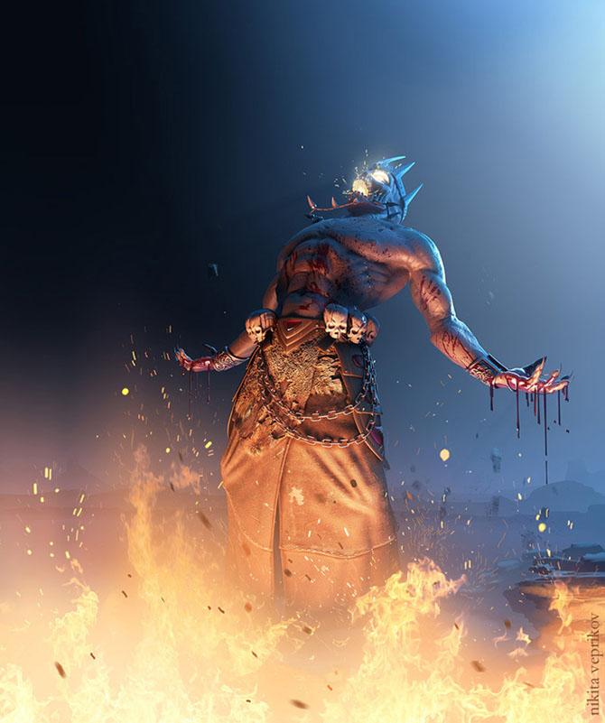 Дьявол в железе