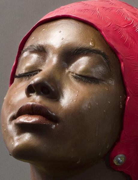 Carole Feuerman 1945 - American Hyper-realist sculptor  (14)