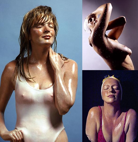 Carole Feuerman 1945 - American Hyper-realist sculptor  (21)