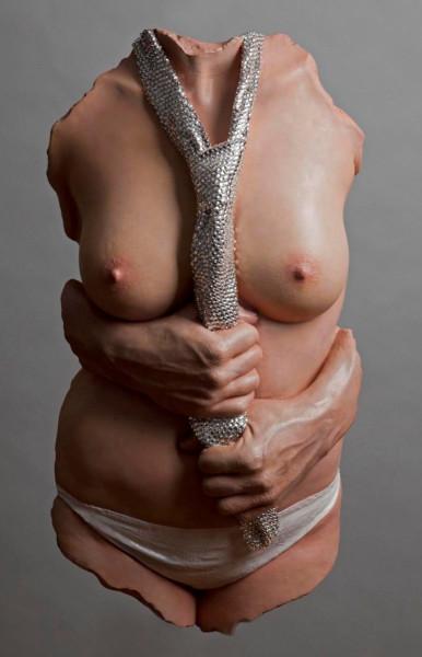 Carole Feuerman 1945 - American Hyper-realist sculptor  (28)
