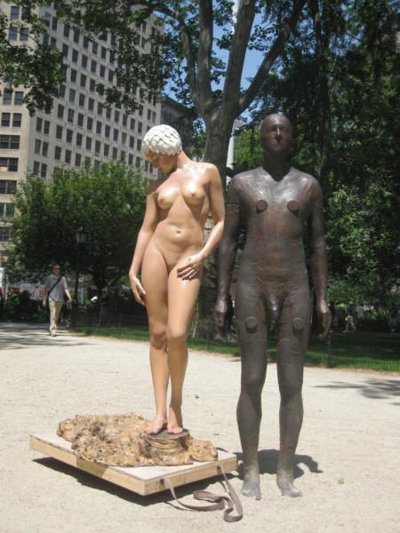 Carole Feuerman 1945 - American Hyper-realist sculptor  (29)