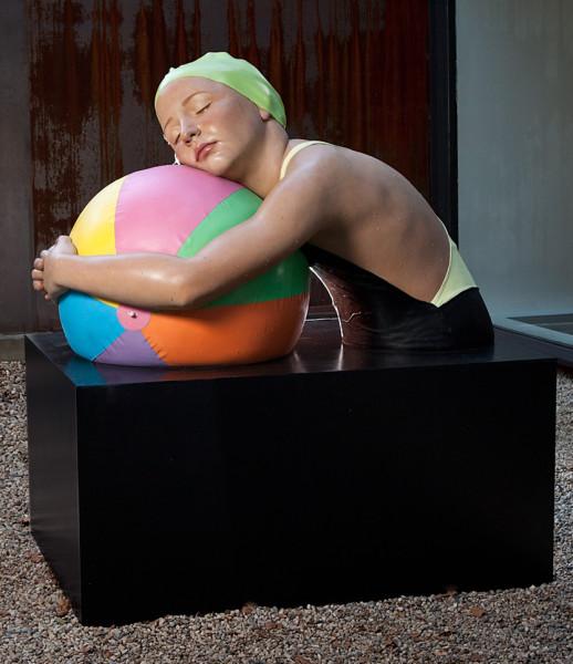 Carole Feuerman 1945 - American Hyper-realist sculptor  (33)