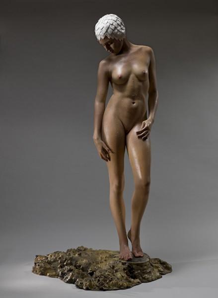 Carole Feuerman 1945 - American Hyper-realist sculptor (5)