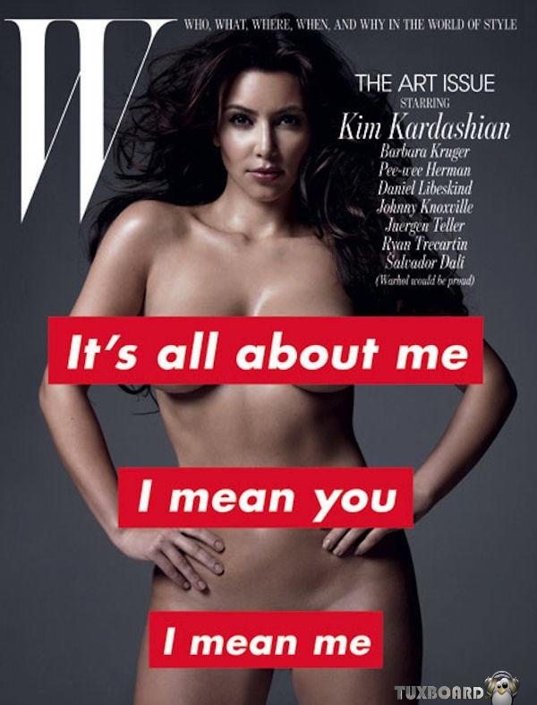 Kim-Kardashian-nue-en-couverture-W-Magazine