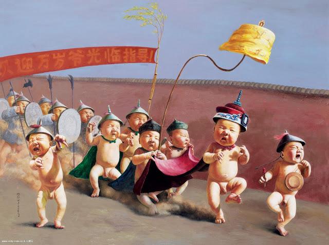 Zhao Limin _ Paintings _ China (2)