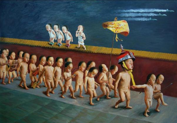 Zhao Limin _ Paintings _ China (6)