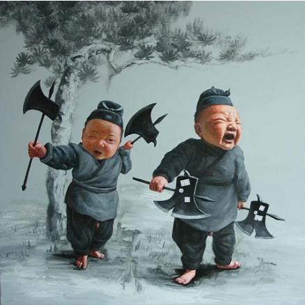 Zhao Limin _ Paintings _ China (8)