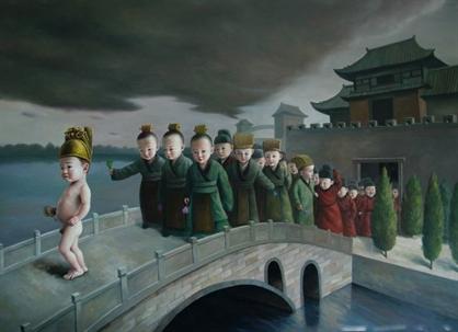 Zhao Limin _ Paintings _ China (9)