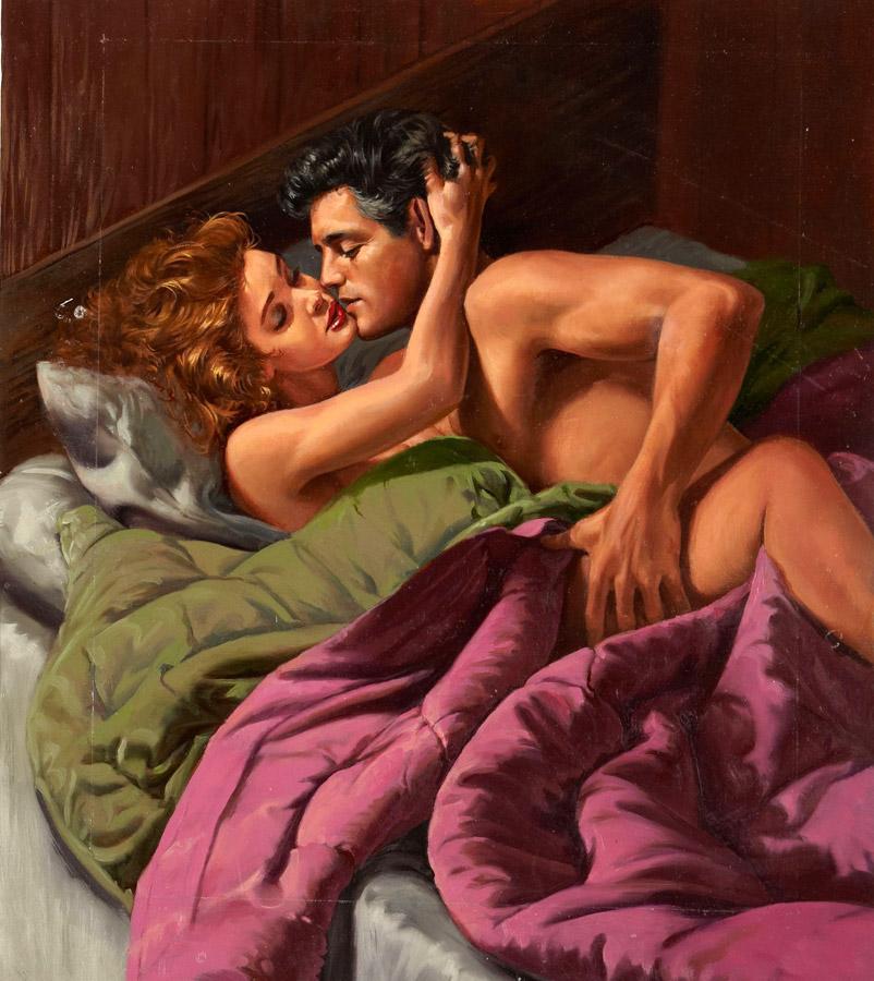 Эротические картины мужчины и женщины — pic 12