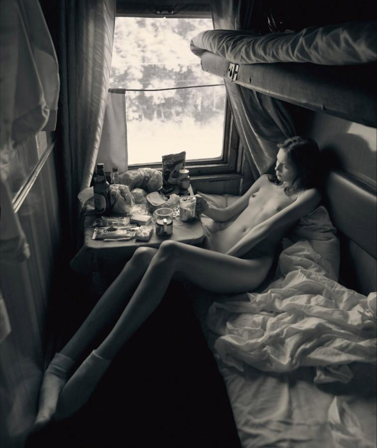 общий вагон в поезде эротика беспокоимся, чтобы тебе