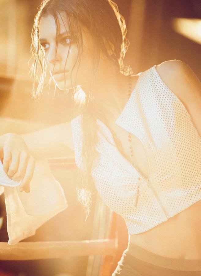 Emily Ratajkowski by Olivia Malone 2013-009