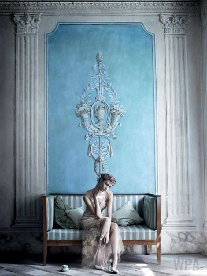 Karlie Kloss Destination Detox' by Mario Testino