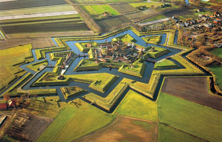 12fort-bourtange-in-groningen-netherlands