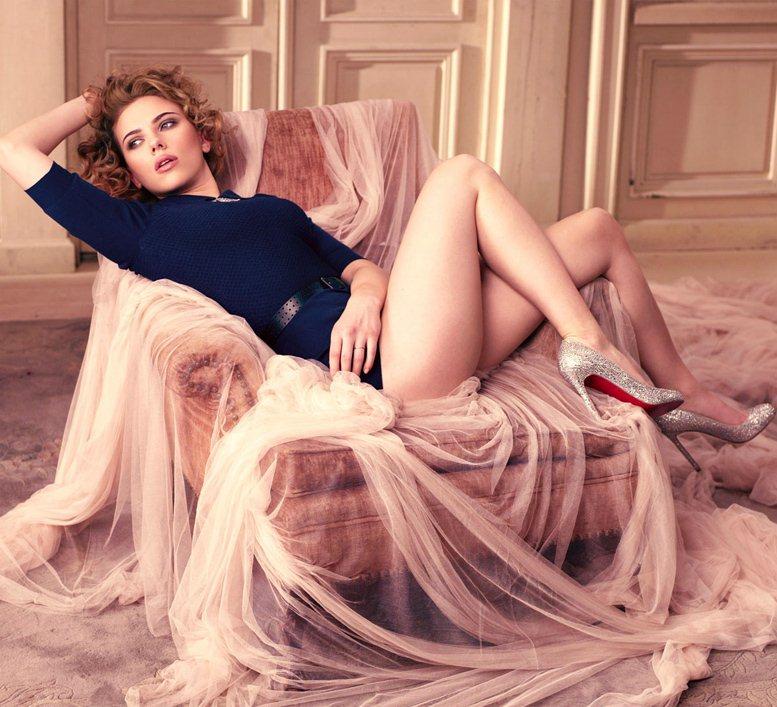 Скарлетт Йоханссон / Scarlett Johansson, фотограф Michelangelo di Battista