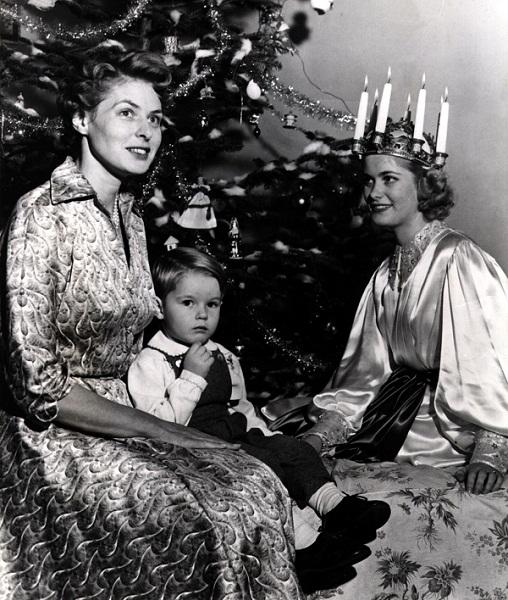 Ингрид Бергман Ingrid Bergman, 1952