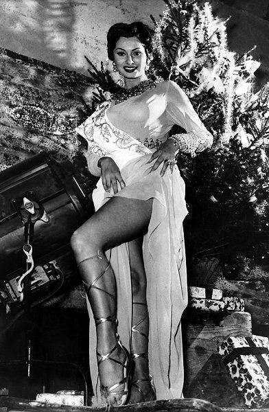 София Лорен Sophia Loren, 1950 (1)