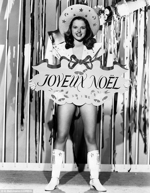 Диана Дорс Diana Dors 1947