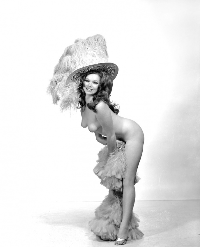 Amazing Vintage Shots of 1960s Pin-up