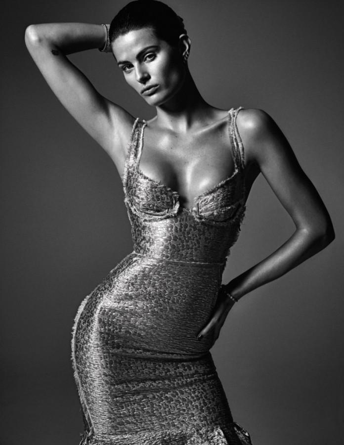 Perfect-Ten-by-Mario-Sorrenti-for-W-Magazine-March-2014-5 Isabeli Fontana