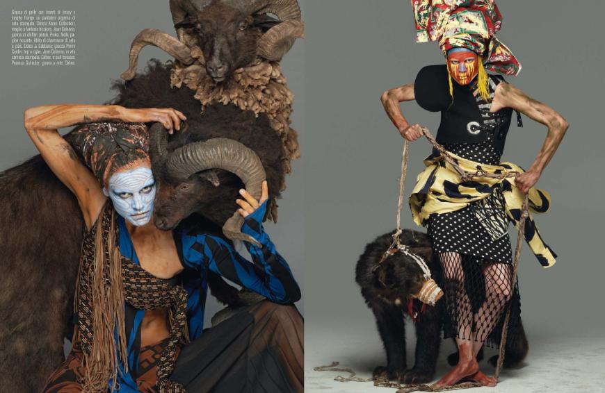 Saskia-De-Braw-by-Steven-Meisel-for-Vogue-Italia-March-2014-4