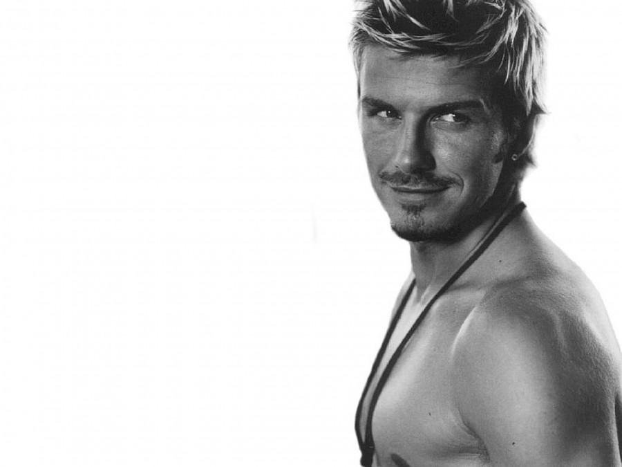 David-Beckham-Football