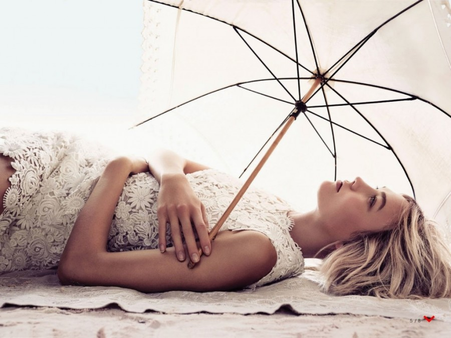 Karlie-Kloss-by-Mikael-Jansson-for-Vogue-US-April-2014-1