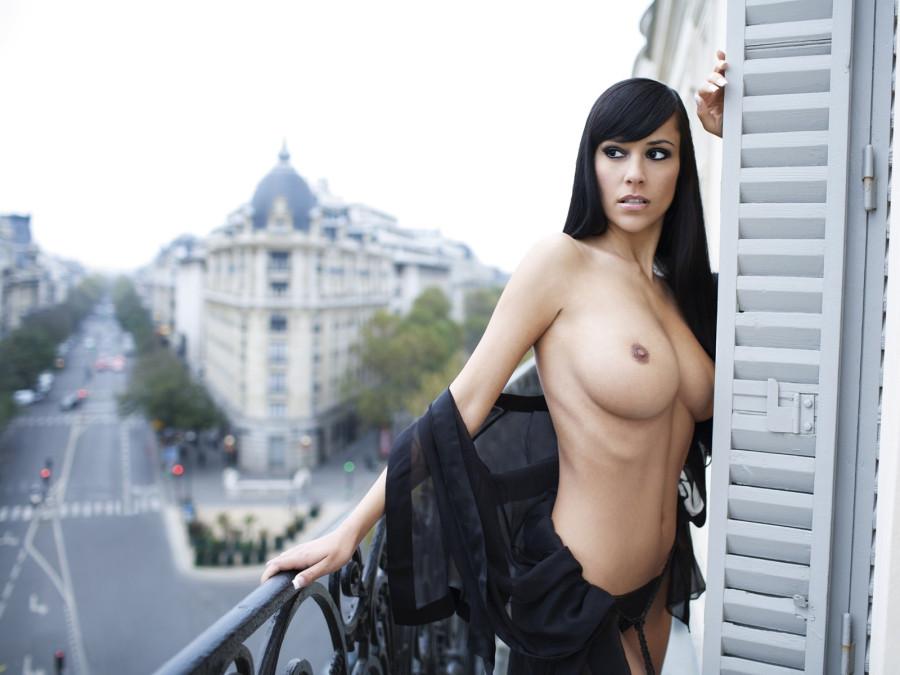 Jennifer Henschel in Playboy