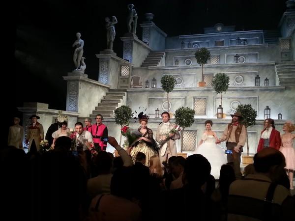 Женитьба Фигаро театр Пушкина
