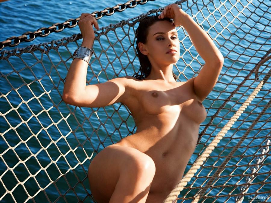 Miriam Rhatman для журнала Playboy 10