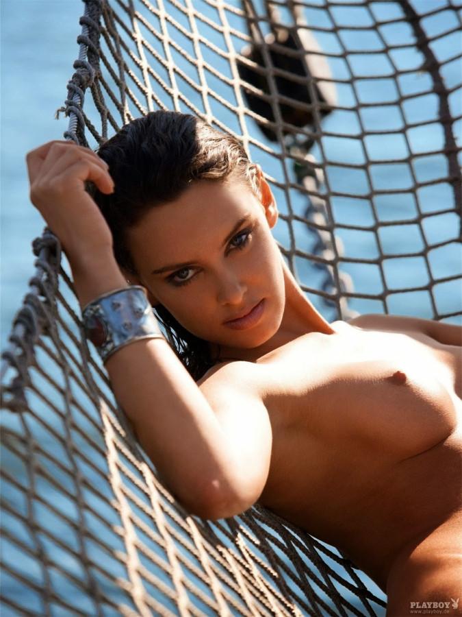 Miriam Rhatman для журнала Playboy 13