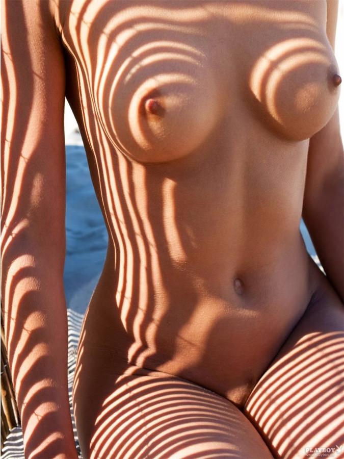 Miriam Rhatman для журнала Playboy 15