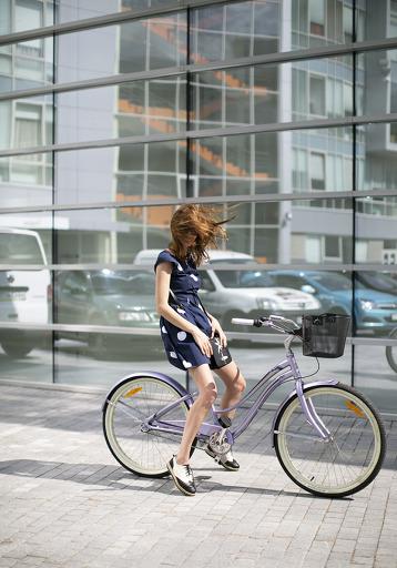 CYCLES LADY photo Alena Chendler