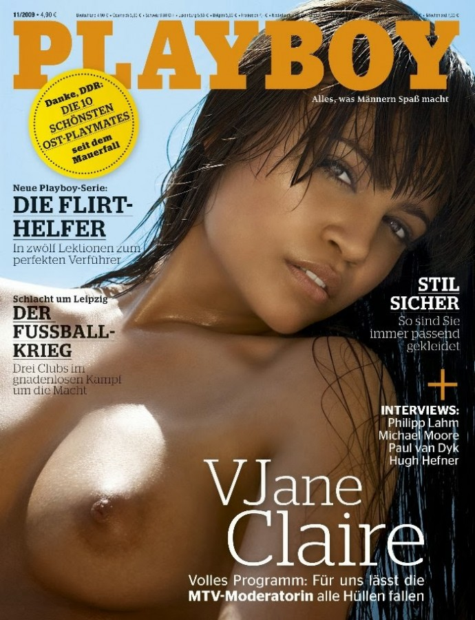 Claire Oelkers for Playboy