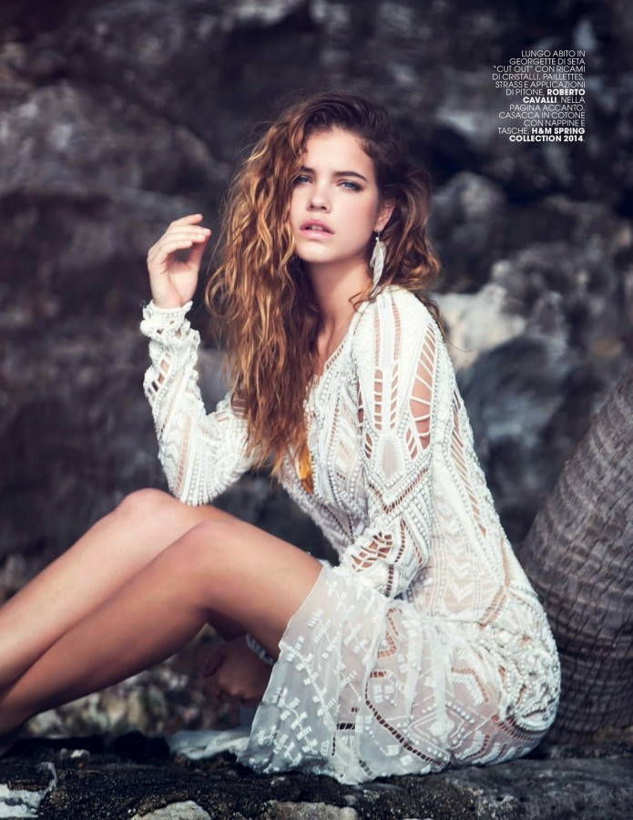 MARIE CLAIRE ITALY MAY 2014