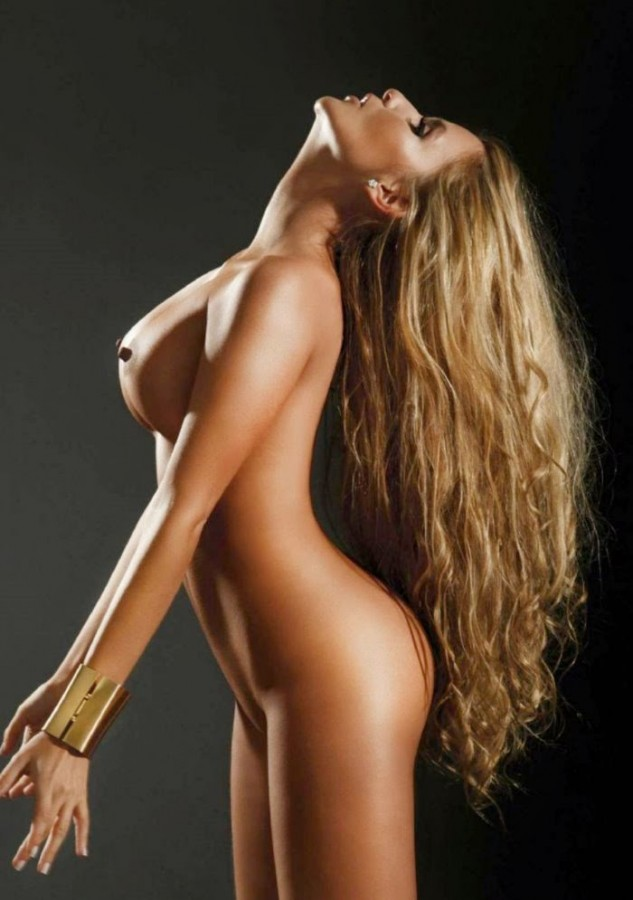 Belen Gimenez in Playboy