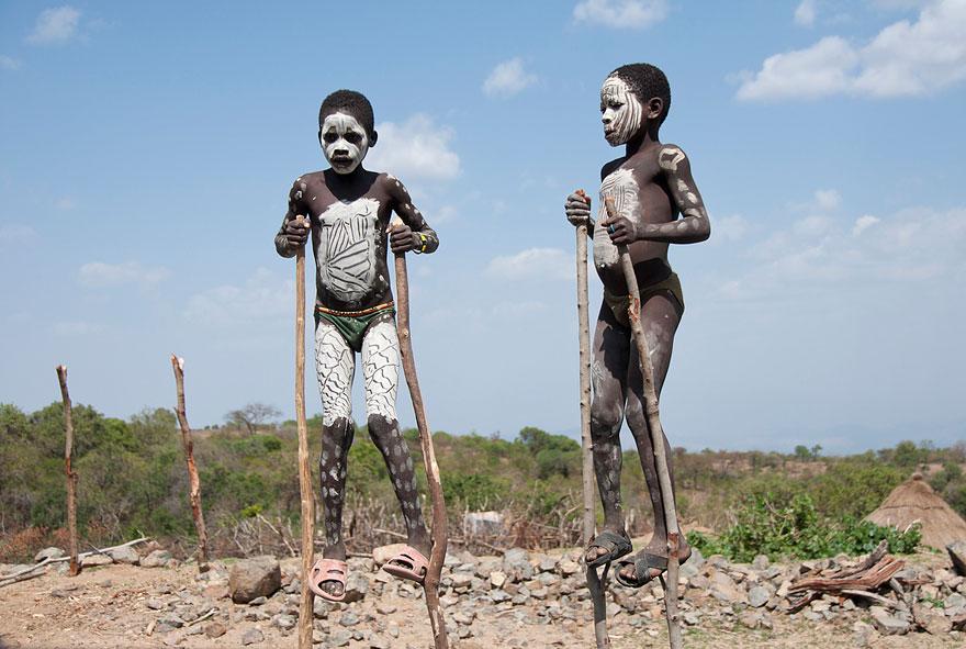 19 Эфиопия