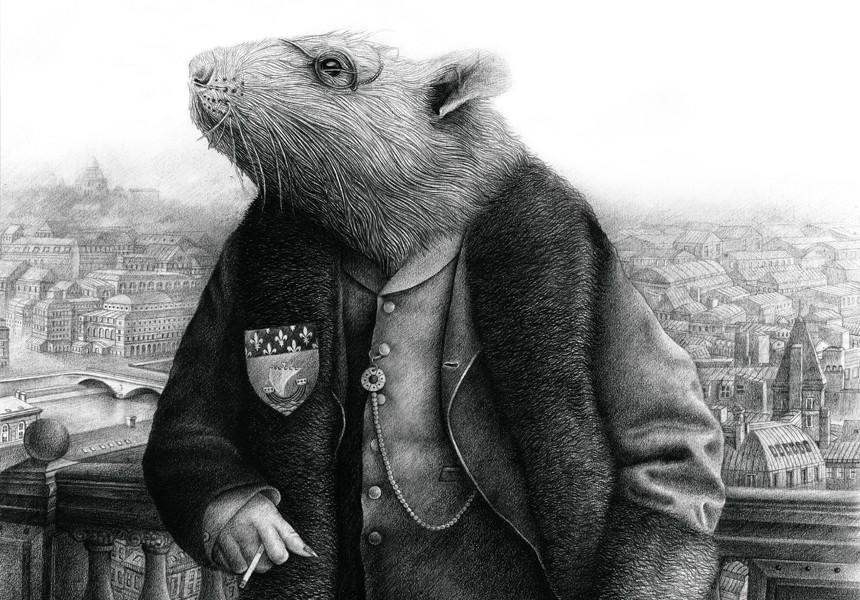 Иллюстрации Виолейн Орсони и Джереми Шнайдера