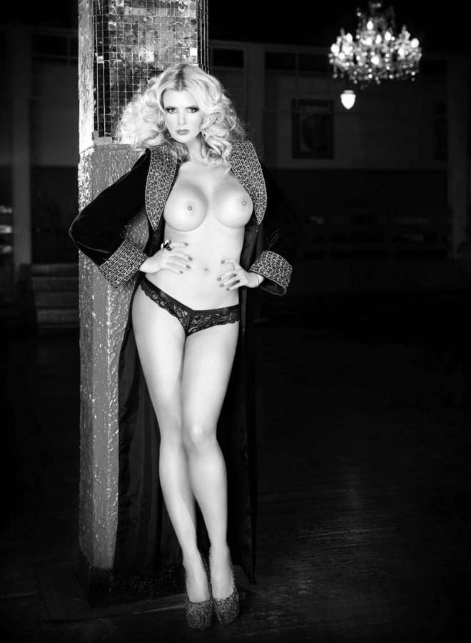 Sissi Fleitas Playboy (2)