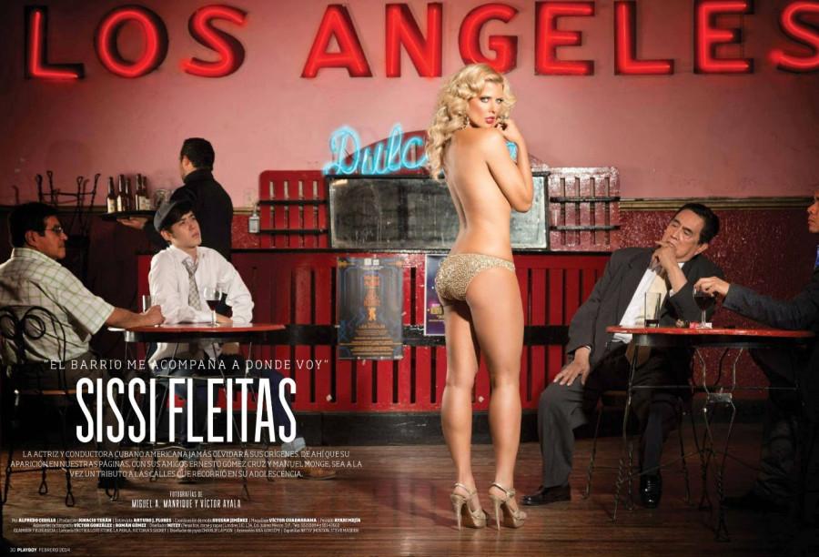 Sissi Fleitas Playboy (24)