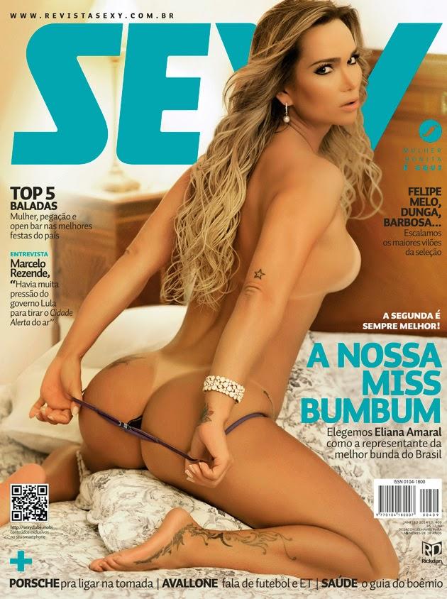 01 Eliana Amaral Sexy