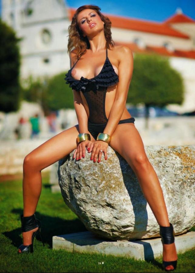 Gianna apostolski Playboy (3)