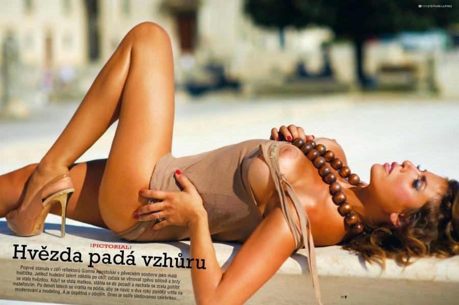Gianna apostolski Playboy (7)