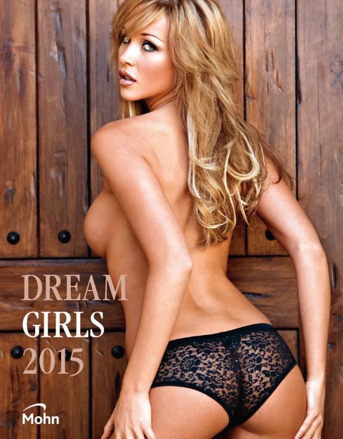 Эротический календарь «Девушки мечты» на 2015 год
