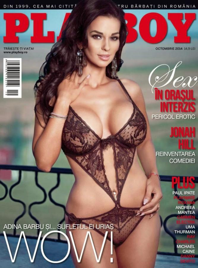 01 Adina Barbu Playboy