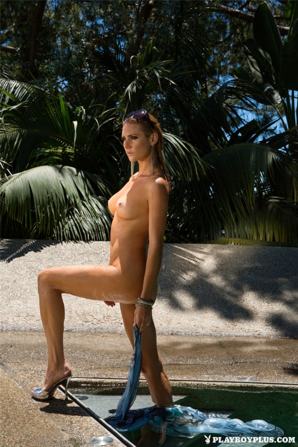 Девушка месяца Gia Marie Playboy USA, ноябрь 2014