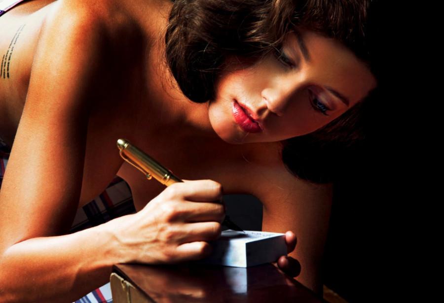 Giorgia Crivello in Playboy Italy september 2015