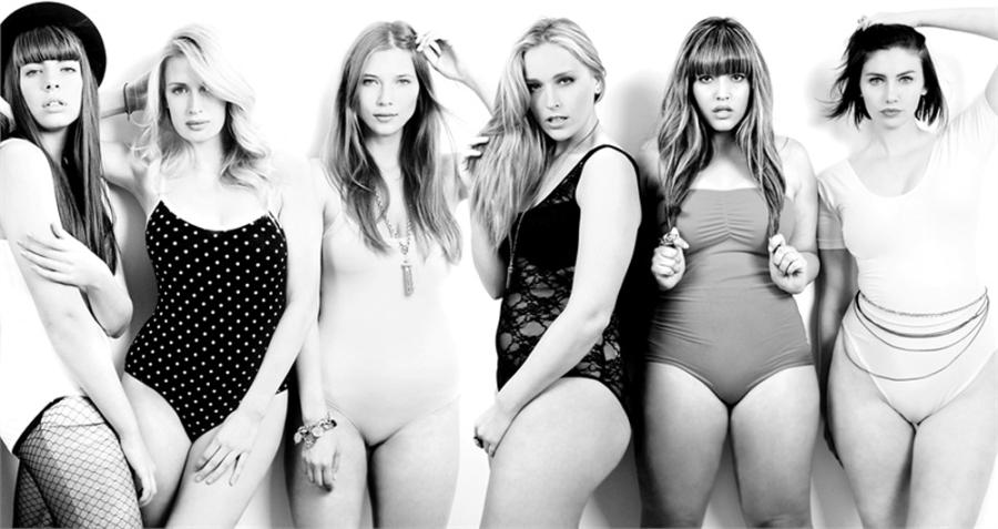 толстушки, красивые девушки