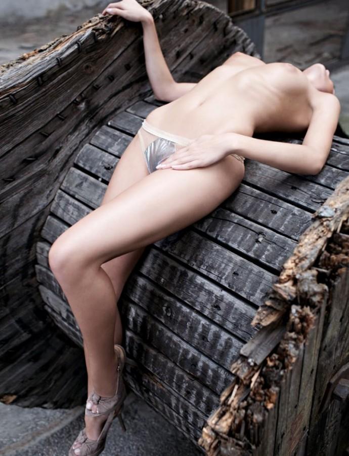 Lucia Sitavancova in Playboy