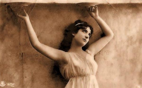 Греческая проститутка богиня